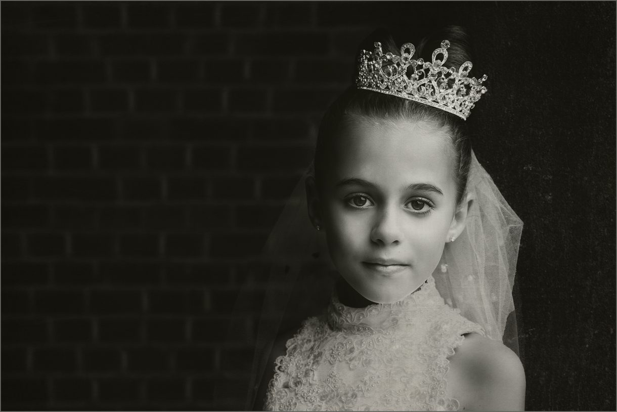 First Holy Communion photographed by Detheo Photography, at Hanbury Manor Hotel, Hertfordshire