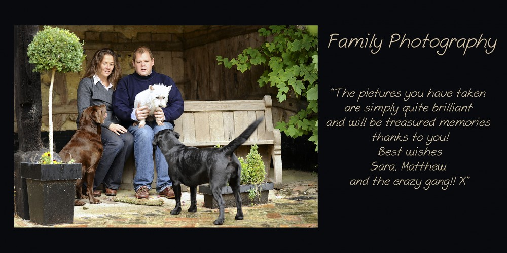 Pet Phototgraphy, Lifestyle & Portrait Photography throughout Hertfordshire, Essex & UK