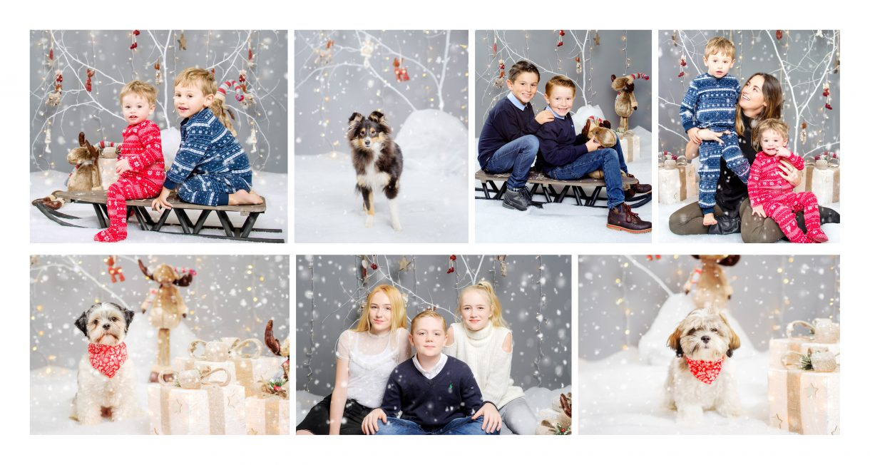 Christmas Mini Sessions 2017 by Hertfordshire & Essex based Detheo Photography